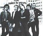 Панк рок от группы The Members