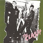 Популярный английский панк-рок – группа The Clash