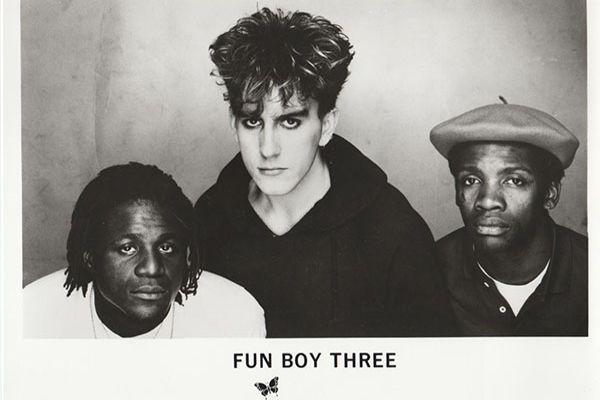 Дискография Fun Boy Three (фото)
