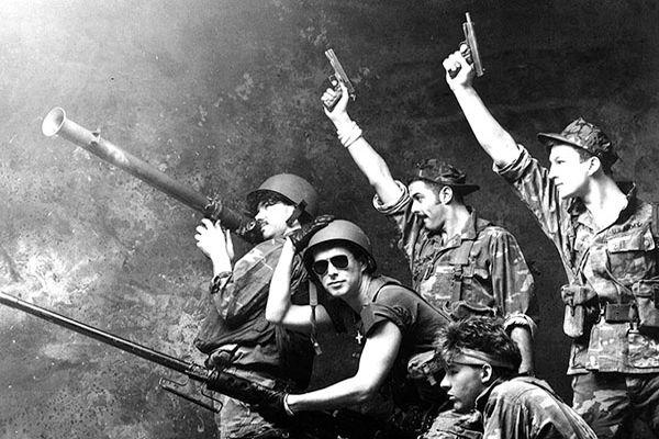 Возвращение на эстраду и первый роспуск группы (фото)