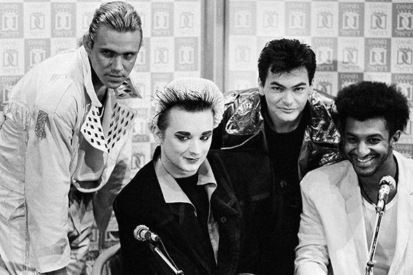 Успешность new wave коллектива на европейской сцене (фото)