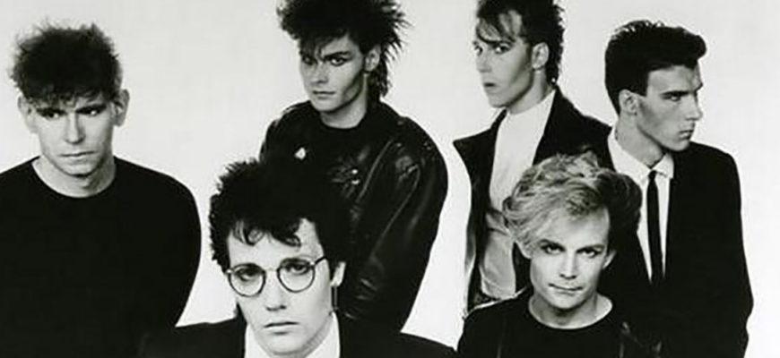 Биография Images in Vogue - канадская new wave группа 80-х годов