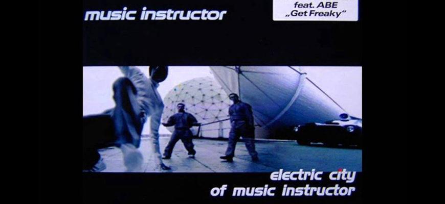 Биография Music Instructor - немецкий проект электронной и хип-хоп музыки