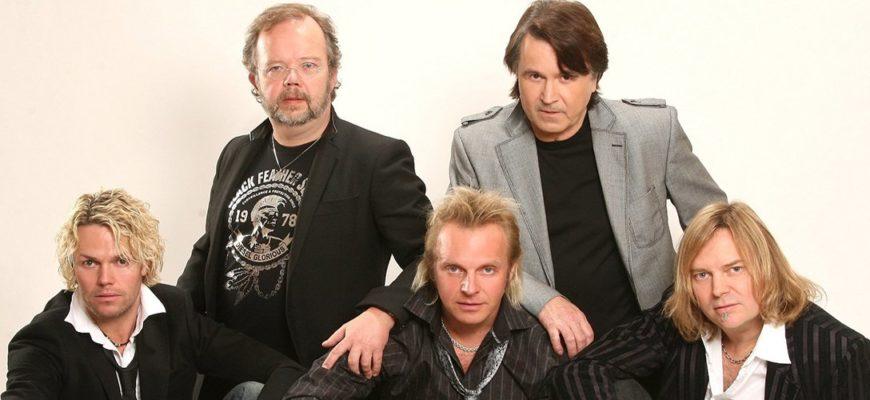 Биография Secret Service - шведский new-wave pop коллектив 80-х годов