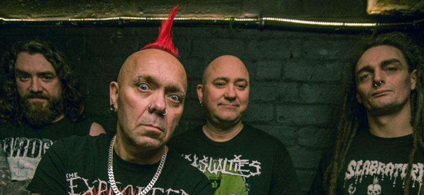Биография The Exploited - грозный панк-рок от брутальных парней