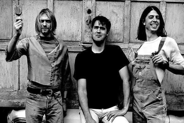 Альтернативный рок преображается - вхождение в 90-е (фото)