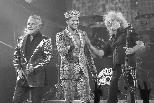 Новый миллениум - группы Queen и прочие солисты (фото)