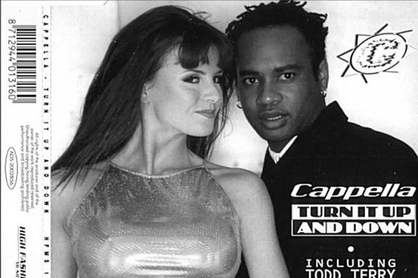 Пик популярности коллектива Cappella - 1993-1998 год (фото)