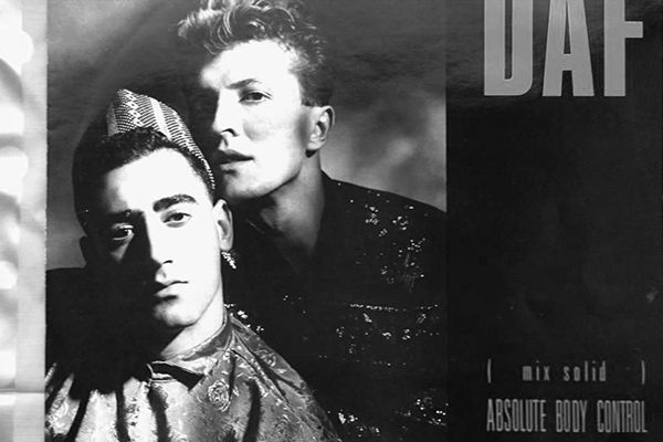 Стилистика и альбомы D.A.F. (фото)