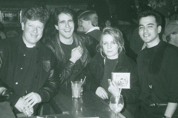 Коммерческий успех и развал группы Talking Heads (фото)