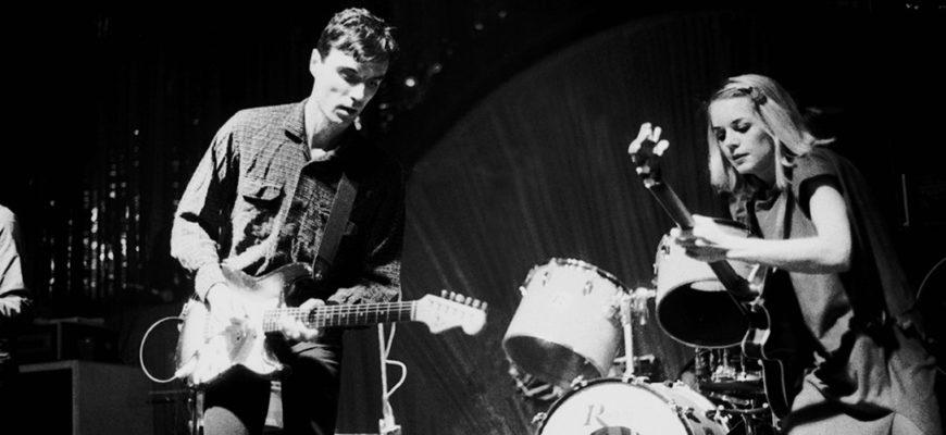 Биография группы Talking Heads - прародители new wave музыки
