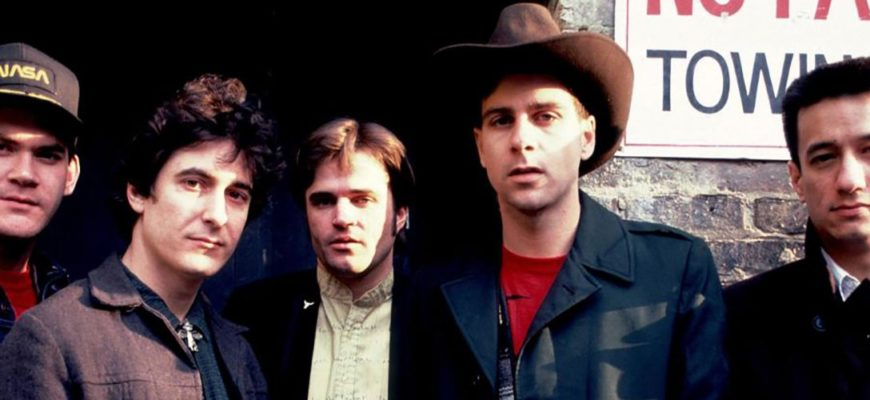 Биография группы Wall of Voodoo - американский new-wave золотой эпохи