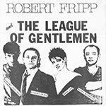 Биография The League of Gentlemen - однодневная группа new wave сцены (фото)