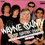 Биография Wayne County & the Electric Chairs: недлительная история панк-коллектива