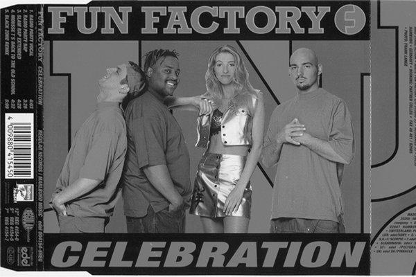 Несколько работ и роспуск коллектива Fun Factory (фото)