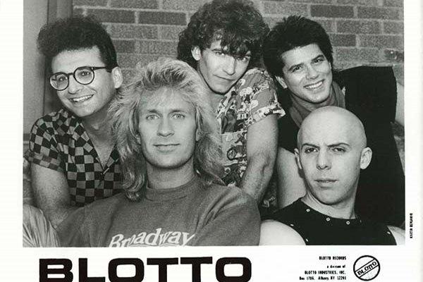 Несколько студийных записей группы Blotto (фото)