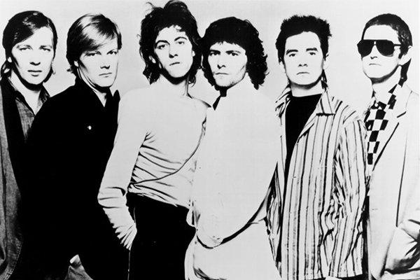 Первые композиции The Boomtown Rats (фото)