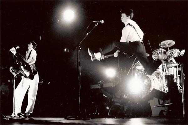 Продолжение карьеры ребята из группы Skids (фото)