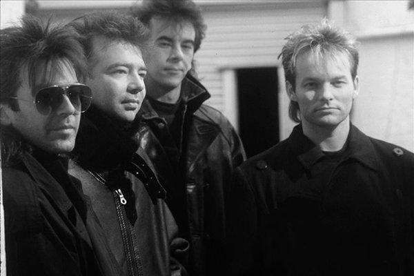 Прорыв Cutting Crew на британской сцене (фото)