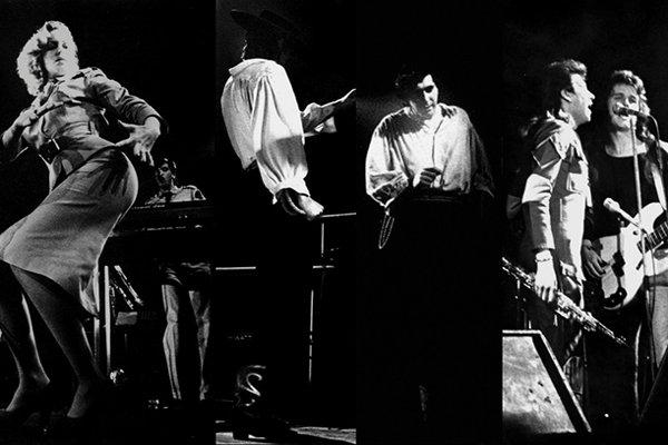Стиль и наследие коллектива Roxy Music (фото)