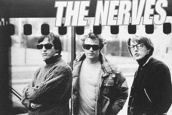 Успешность отдельных композиций и запись альбомов The Nerves (фото)
