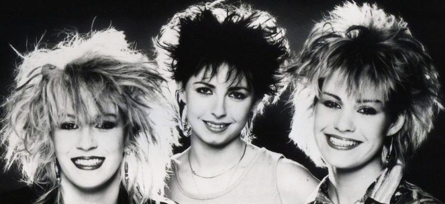 Биография Bananarama - британский женский поп коллектив 80-х годов