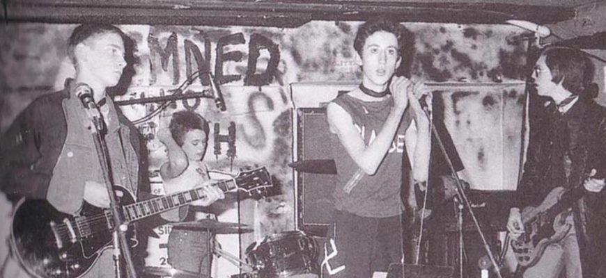 Биография Eater - ранний панк британской музыкальной волны