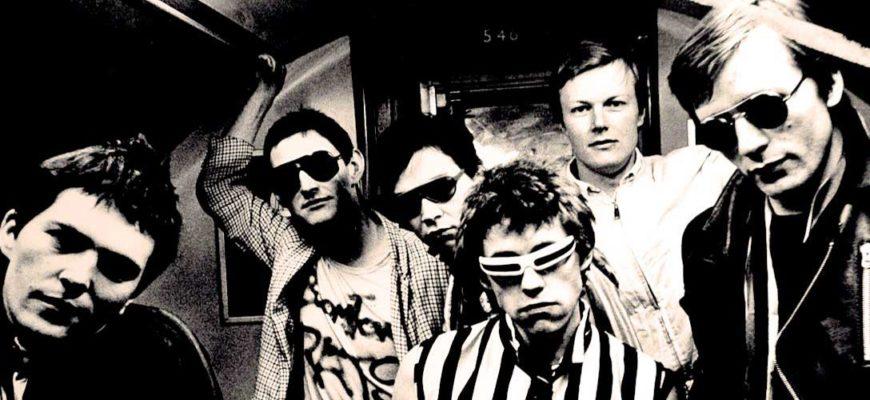 Биография группы The Boomtown Rats - ирландский рок-коллектив