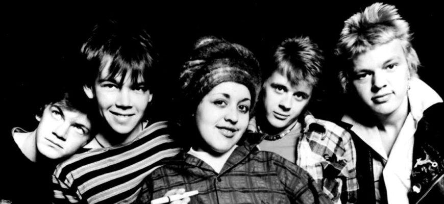 Биография группы X-Ray Spex - панк-рок бунт против системы