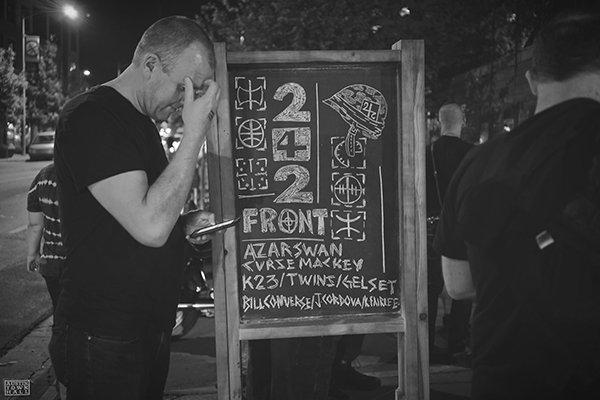 Формирование Front 242 (фото)
