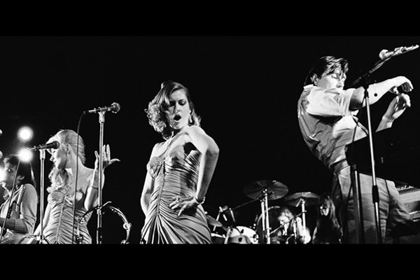 Формирование Roxy Music (фото)