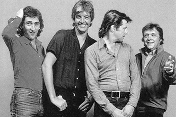 Сотрудничество со Stiff Records и первые работы Rockpile (фото)