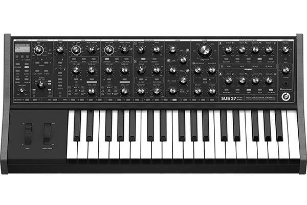 Современные инструменты от компании Moog (фото)