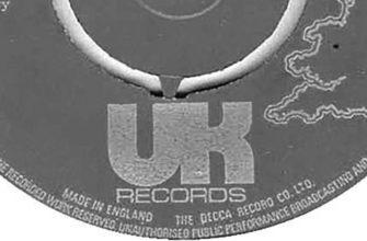 Студия звукозаписи UK Records - английский лейбл Джонатана Кинга