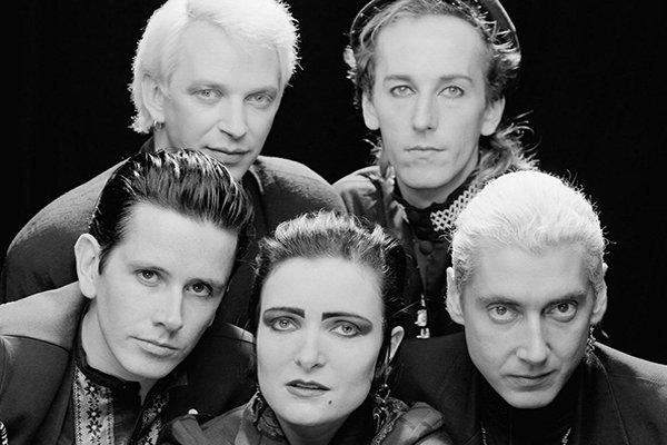 Череда альбомов и распад коллектива Siouxsie and the Banshees (фото)