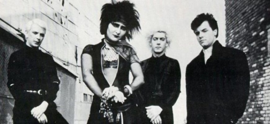 Биография Siouxsie and the Banshees - смелый пост-панк из Англии