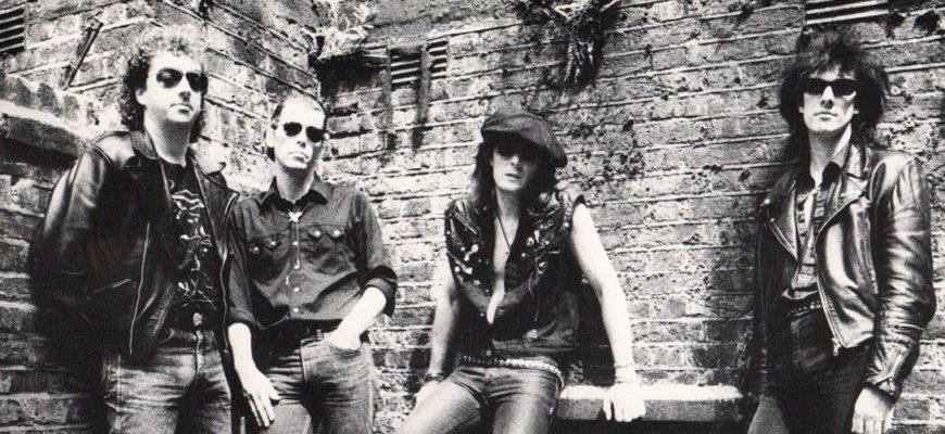 Биография The Vibrators - коллектив британской волны панк-рока