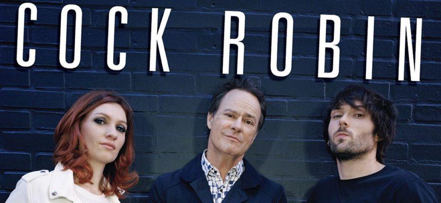 Биография Cock Robin - американская поп-рок-группа из 80-х