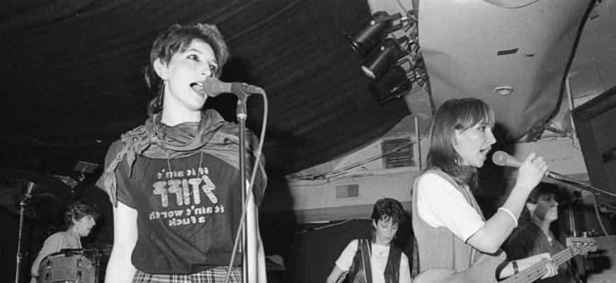 Биография Delta 5 - английская пост-панк группа из Англии