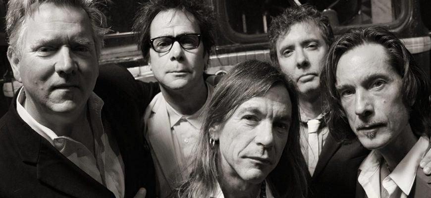 Биография The Suburbs = альтернативный рок и new wave из США