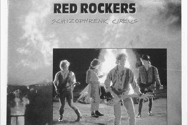 Падение популярности и очередные альбомы Red Rockers