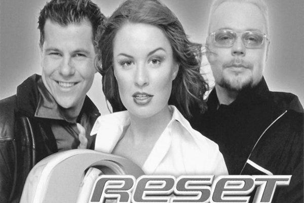 Новые альбомы и издания Reset (фото)