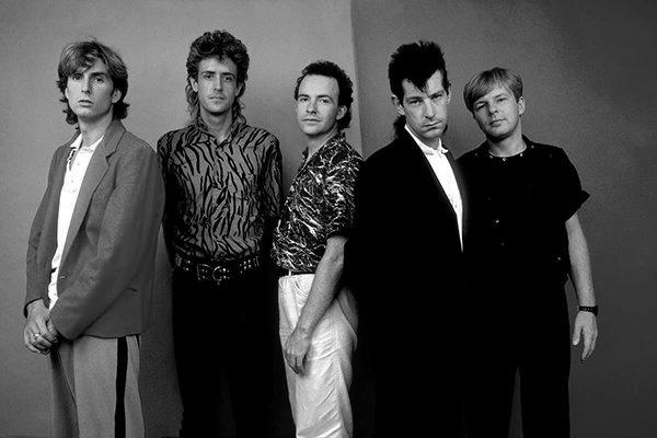 Середина 80-х и наработки группы (фото)