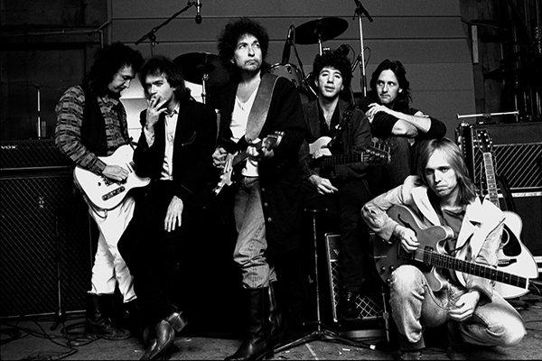 Застой и продолжение карьеры Tom Petty and The Heartbreakers (фото)