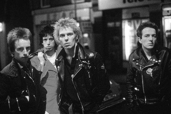 Формирование и начала творчества The Clash (фото)