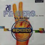Биография 20 Fingers: музыка из Америки для Европы