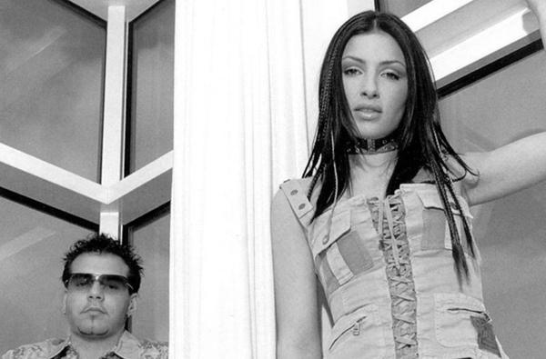 Евровидение - конкурс в 2001 году (фото)