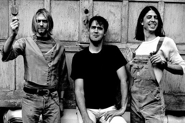 Начальные синглы и продолжение карьеры Nirvana (фото)