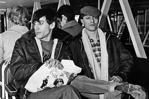 Новый виток Iggy Pop и 80-е (фото)