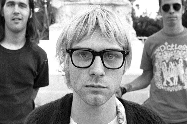 Формирование и творчество Nirvana (фото)